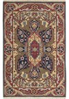 Capel Rugs Creative Concepts Cane Wicker - Canvas Linen (175) Runner 2' 6