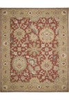 Capel Rugs Creative Concepts Cane Wicker - Imogen Cherry (520) Runner 2' 6