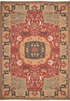 Capel Rugs Creative Concepts Cane Wicker - Canvas Cocoa (747) Runner 2' 6