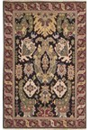 Capel Rugs Creative Concepts Cane Wicker - Linen Chili (845) Runner 2' 6