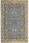 Capel Rugs Creative Concepts Cane Wicker - Canvas Brass (180) Runner 2' 6