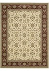 Capel Rugs Creative Concepts Cane Wicker - Brannon Whisper (422) Runner 2' 6