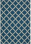 Capel Rugs Creative Concepts Cane Wicker - Canvas Brick (850) Rectangle 3' x 5' Area Rug