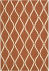 Capel Rugs Creative Concepts Cane Wicker - Vierra Graphite (320) Rectangle 4' x 4' Area Rug