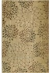 Capel Rugs Creative Concepts Cane Wicker - Cayo Vista Sand (710) Rectangle 4' x 4' Area Rug