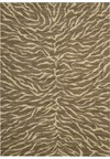 Capel Rugs Creative Concepts Cane Wicker - Canvas Wheat (167) Rectangle 6' x 6' Area Rug