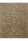 Capel Rugs Creative Concepts Cane Wicker - Couture King Chestnut (756) Rectangle 6' x 6' Area Rug