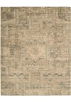Capel Rugs Creative Concepts Cane Wicker - Canvas Brass (180) Rectangle 7' x 9' Area Rug