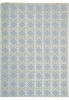 Capel Rugs Creative Concepts Cane Wicker - Canvas Spa Blue (427) Rectangle 9' x 12' Area Rug