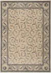 Capel Rugs Creative Concepts Cane Wicker - Canvas Rust (837) Rectangle 10' x 10' Area Rug