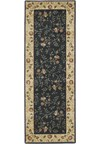 Capel Rugs Creative Concepts Cane Wicker - Canvas Cherry (537) Rectangle 10' x 14' Area Rug