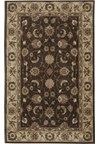 Capel Rugs Creative Concepts Cane Wicker - Canvas Black (314) Rectangle 12' x 12' Area Rug