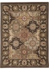 Capel Rugs Creative Concepts Cane Wicker - Bamboo Coal (356) Rectangle 12' x 12' Area Rug