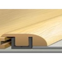 "Shaw Natural Impact Plus:  Multi-Purpose Reducer Glazed Hickory 94"" Long"