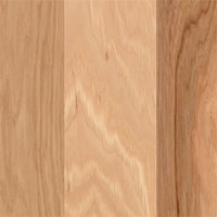 "Mohawk Warrenton: Hickory Natural 3/8"" x 3"" Engineered Hardwood WEC38 10"