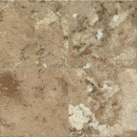 Armstrong Alterna Athenian Travertine: Provincial Bisque Luxury Vinyl Tile D7342