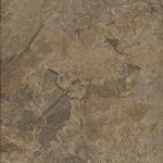 Armstrong Alterna Mesa Stone: Chocolate Luxury Vinyl Tile D6109