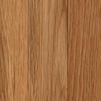 "Mohawk Rivermont: White Oak Natural 3/4"" x 3 1/4"" Solid Hardwood WSC26 12"