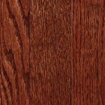 "Mohawk Rivermont: Oak Cherry 3/4"" x 5"" Solid Hardwood WSC55 42"