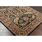 "Surya Ancient Treasures Ink (A-103) Rectangle 9'0"" x 13'0"""