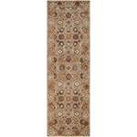 "Surya Ancient Treasures Feather Gray (A-117) Rectangle 2'6"" x 8'0"""