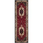 "Surya Ancient Treasures Federal Blue (A-134) Rectangle 2'6"" x 8'0"""