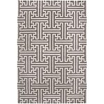 "Surya Smithsonian Archive Taupe Beige (ACH-1702) Rectangle 5'0"" x 8'0"""