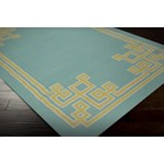 "Surya Beth Lacefield Alameda Sky Blue (AMD-1010) Rectangle 3'3"" x 5'3"""