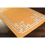 "Surya Beth Lacefield Alameda Pumpkin (AMD-1016) Rectangle 8'0"" x 11'0"""