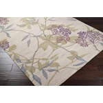 "Surya Ameila Parchment (AME-2224) Rectangle 2'0"" x 3'0"""