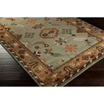 "Surya Anastacia Pale Green (ANA-8410) Rectangle 9'0"" x 13'0"""