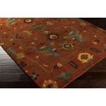 "Surya Anastacia Burnt Sienna (ANA-8411) Rectangle 8'0"" x 11'0"""