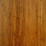 "ECOfusion Strandwoven Bamboo: Light Carbonized 9/16"" x 3 7/8"" Solid Bamboo BSWSK98"