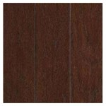 "Mohawk Brandymill Plank: Hickory Autumn 3/8"" x 5"" Engineered Hardwood WEC52 30"
