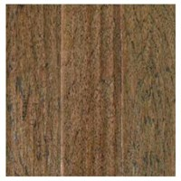 "Mohawk Brandymill Plank: Hickory Saddle 3/8"" x 5"" Engineered Hardwood WEC52 40"