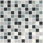 "Daltile Coastal Keystone Mosaic 12"" x 12"" : Tropical Thunder Blend CK88 11PM1P"