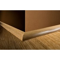 "Kahrs Linnea City Collection:  Shoe Hard Maple Natural - 96"" Long"