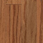 "Mohawk Forest Oaks: Oak Golden 3/8"" x 5"" Engineered Hardwood WEC50 20"