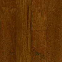 "Armstrong American Scrape: Autumn Blaze 3/8"" x 5"" Engineered Hickory Hardwood EAS501 <br> <font color=#e4382e> Clearance Sale! <br>Lowest Price! </font>"
