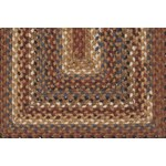 "Surya Country Living Cottage Braids Caviar (CTG-4501) Oval 2'0"" x 3'0"""