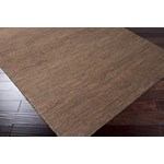 "Surya Dominican Hot Cocoa (DOC-1007) Square 0'6"" x 0'6"""