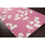 "Surya Jill Rosenwald Fallon Bright Pink (FAL-1064) Rectangle 8'0"" x 11'0"""