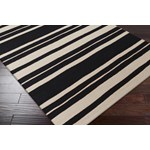 "Surya Frontier Coal Black (FT-439) Rectangle 8'0"" x 11'0"""