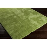 "Surya Heaven Fern Green (HEA-8013) Square 0'6"" x 0'6"""