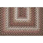 "Surya Jamestown Coffee Bean (JAM-4307) Oval 2'0"" x 3'0"""