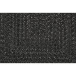 "Surya Liberty Coal Black (LIB-4400) Oval 2'0"" x 3'0"""