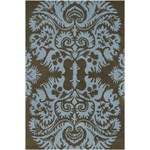 "Chandra Amy Butler (AMY13217-576) 5'0""x7'6"" Rectangle Area Rug"