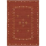 "Chandra Kilim (KIL2247-3656) 3'6""x5'6"" Rectangle Area Rug"