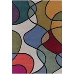 "Chandra Bense (BEN3011-79106) 7'9""x10'6"" Rectangle Area Rug"