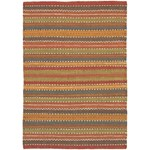 "Chandra Saket (SAK3705-2676) 2'6""x7'6"" Rectangle Area Rug"